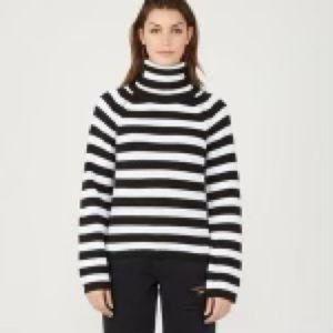 English Factory striped sweater Size XS